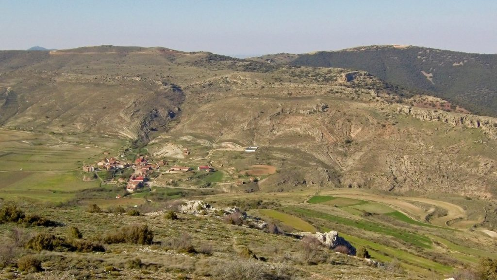 Piedrahita, desde la Rocha